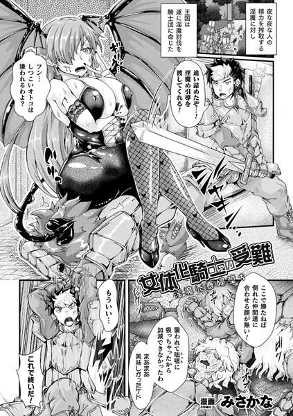 女体化騎士の受難 淫魔売春婦堕ち(単話)