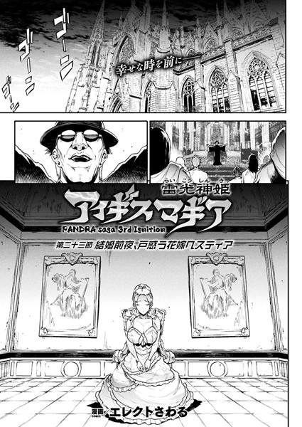 雷光神姫アイギスマギア―PANDRA saga 3rd ignition― 第二十三節【単話】
