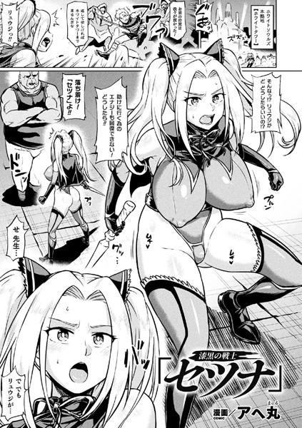 漆黒の戦士「セツナ」(単話)