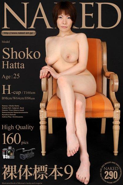 NAKED 0290 裸体標本 八田祥子
