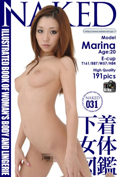 NAKED 031 下着・女体図鑑 vol.005