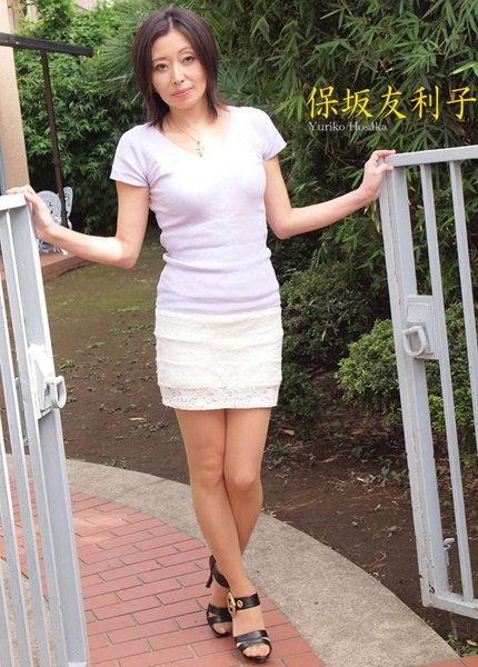人妻・熟女通信DX 「社長夫人が自宅でFUCK」 保坂友利子 45歳