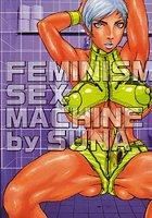 フェミニズムセックスマシーン b143amswk00006のパッケージ画像