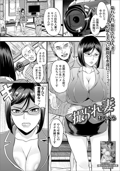 [巨乳]「撮られ妻(単話)」(はんぺら)