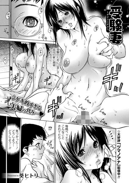 受験妻 〜サクラミチル〜(単話)