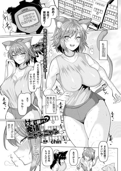 【ファンタジー エロ漫画】交尾で躾けろ!発情ニャンニャン(単話)