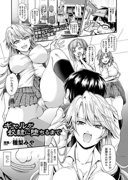 【ファンタジー エロ漫画】ギャルが奴隷に堕ちるまで(単話)