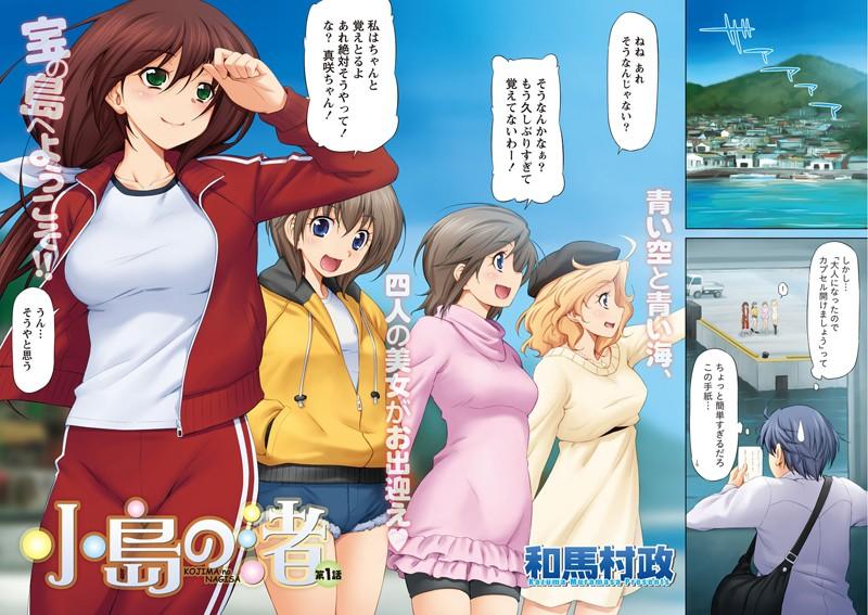 小島の渚 (1)