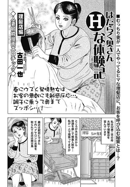 はたらく奥さんHな体験記(単話)