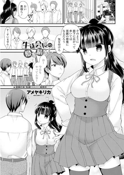 生徒会長の憂さ晴らし(単話)