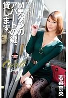 M男クンのアパートの鍵、貸します。 若菜奈央 b385ahmsc00213のパッケージ画像