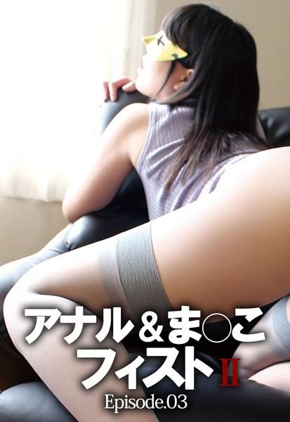 アナル&ま〇こフィスト II Episode03