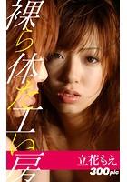 裸体工房【立花もえ】 b401btmep02687のパッケージ画像