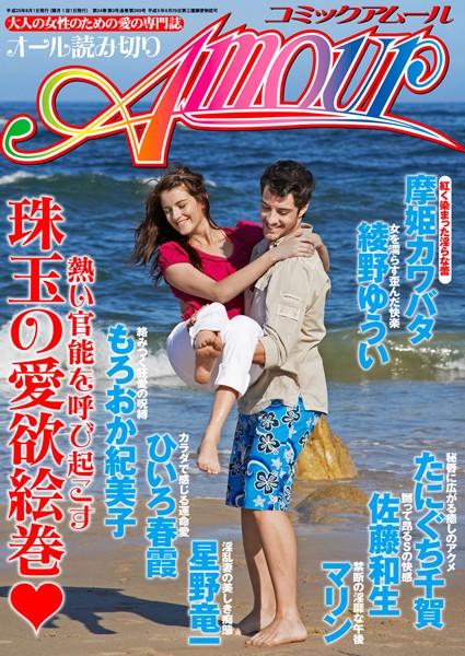 コミック・アムール 2013年8月号