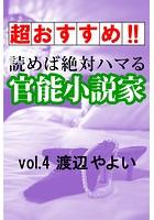 【超おすすめ!!】読めば絶対ハマる官能小説家 vol.4渡辺やよい b495asgt00710のパッケージ画像