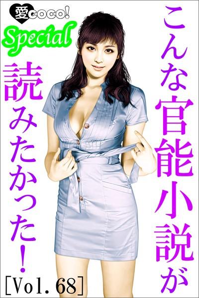 こんな官能小説が読みたかった! vol.68