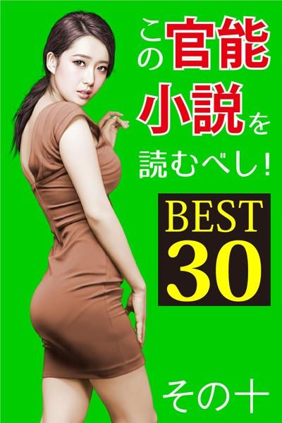 この官能小説を読むべし! BEST30 その十