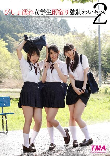 びしょ濡れ女学生雨宿り強●わいせつ 2