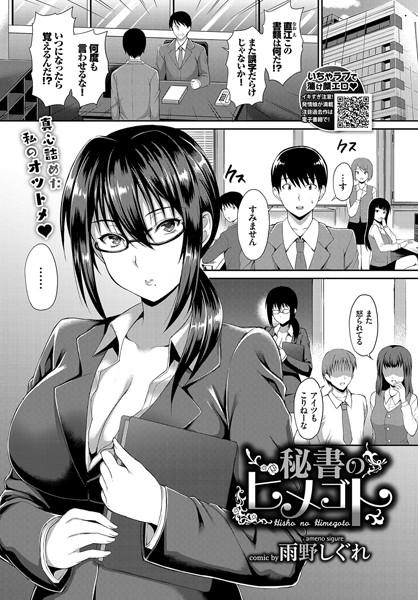 秘書のヒメゴト(単話)