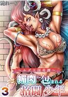 ルダ王国奇譚 3 媚肉に包まれる格闘少年