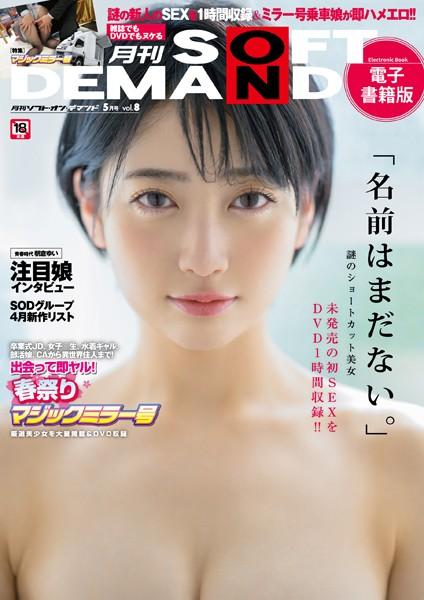 月刊ソフト・オン・デマンド5月号 VOL.8【電子書籍版】