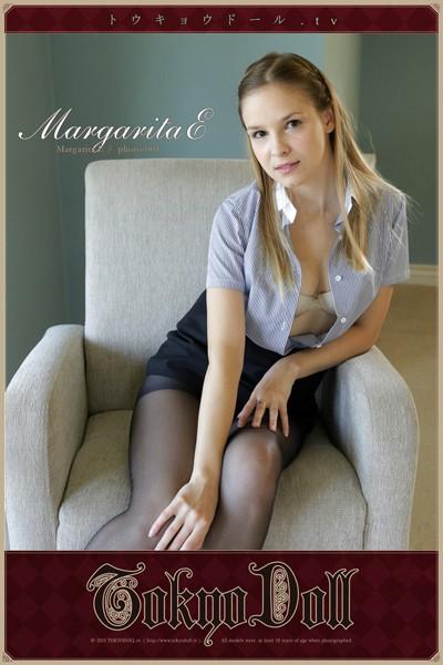 Margarita.E 001 TOKYODOLL.tv