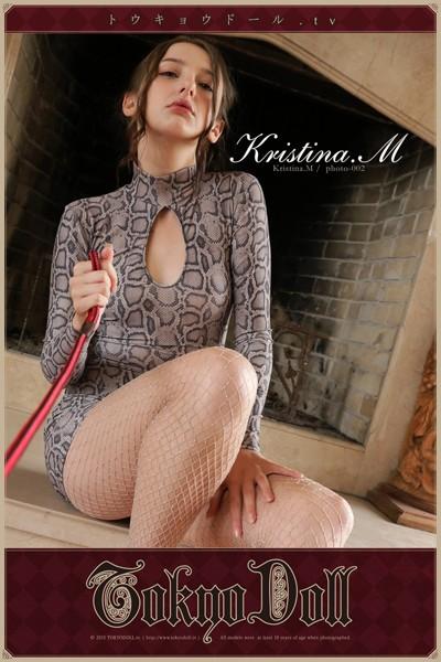 Kristina.M 002 TOKYODOLL.tv