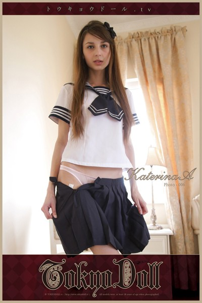 Katerina.A 006 TOKYODOLL.tv