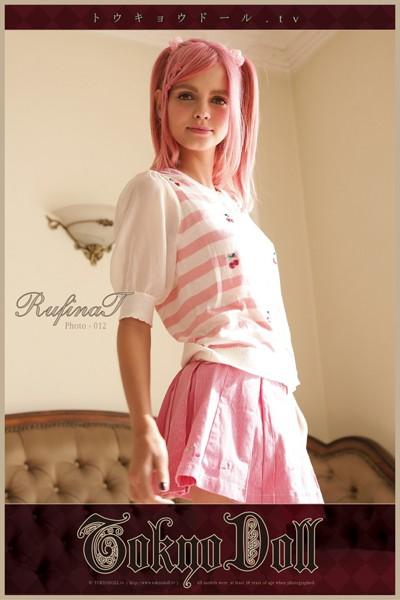 Rufina.T 012 TOKYODOLL.tv