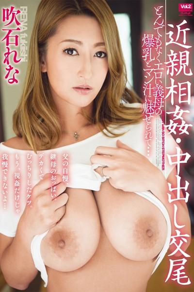 【巨乳】近親相姦 Vol.2 / 吹石れな