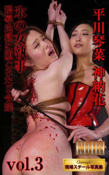 シネマジック現場スチール写真集 氷の女執事 猥辱地獄に堕とされたS令嬢 Vol.3