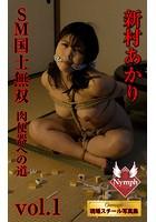 シネマジック現場スチール写真集 SM国士無双 肉便器への道 新村あかり Vol.1
