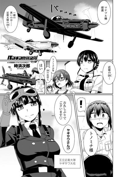 ペンギン島航空隊(単話)