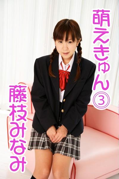 萌えきゅん vol.3 藤枝みなみ