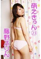 萌えきゅん vol.23 藤野ぷりん k968akbhn00104のパッケージ画像