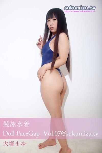 競泳水着Doll FaceGap Vol.07 @sukumizu.tv